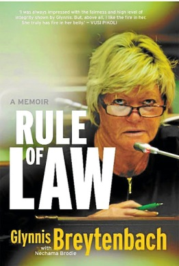 Rule of Law, by Glynnis Breytenbach